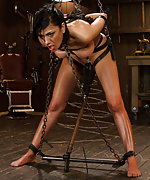 Strict devices, grueling punishment, relentless orgasms